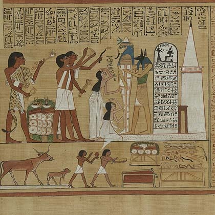 papirusas