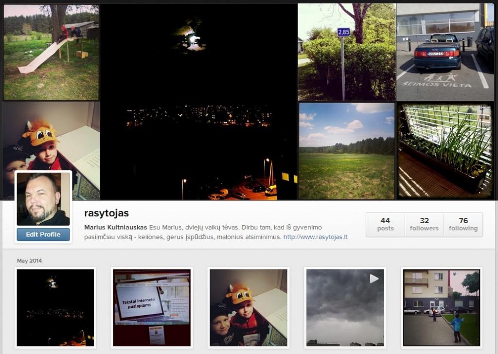 rasytojas.lt Instagram